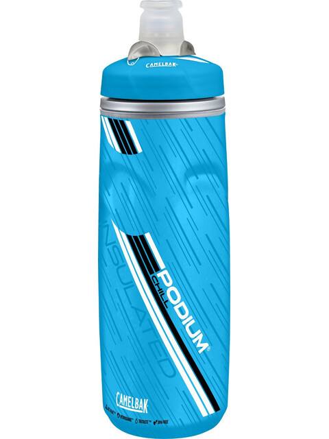 CamelBak Podium Chill Trinkflasche 620ml breakaway blue